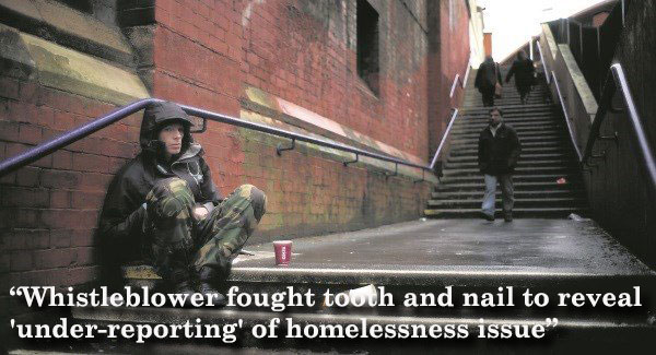 Whistleblowing on homeless services – report now available
